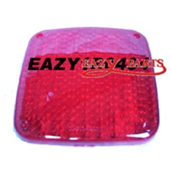REAR TAIL LAMP LENS